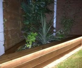 Garden Drainage and Redesign