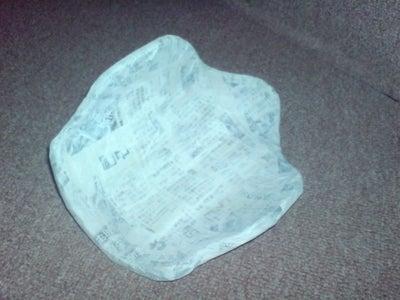 Papier-mache the Lot