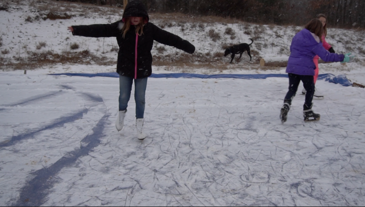 Picture of How to Make a BackYard Ice Skating Rink