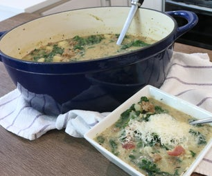 Zuppa Toscana | Olive Garden Copycat