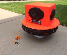 River Radio- Floating Stereo that ROCKS!