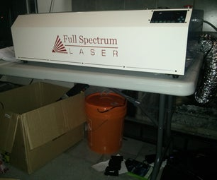 How to Setup Your Full Spectrum Laser Water Cooling System