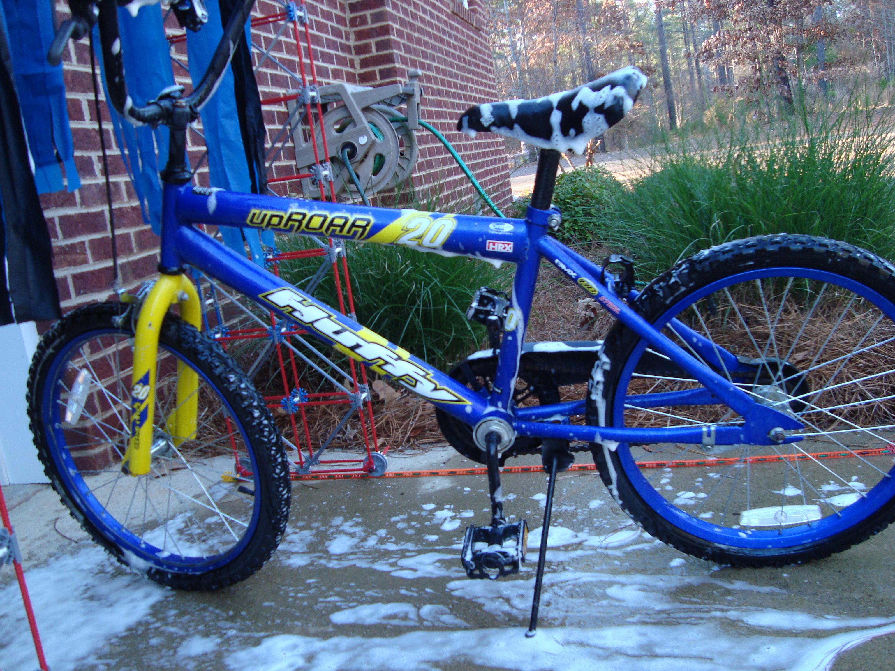 Picture of New K'nex Bike Wash