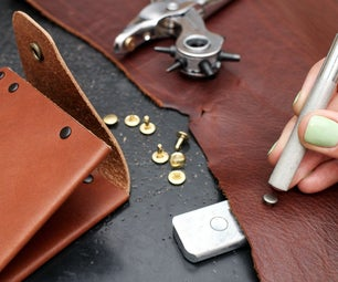 Leather Hardware: Rivets