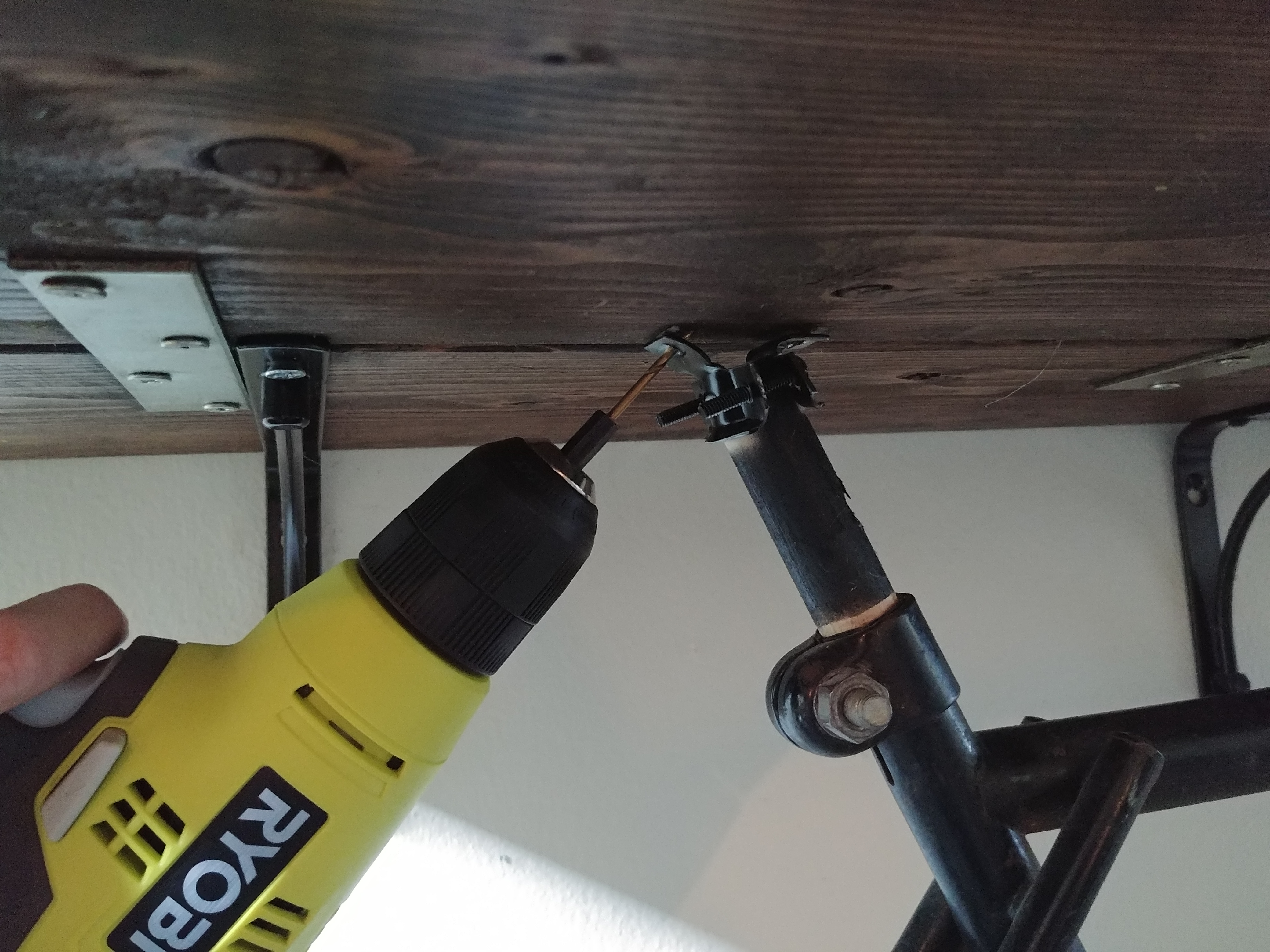 Picture of Mounting the Bike