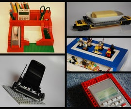 Hack Lego for everyday life