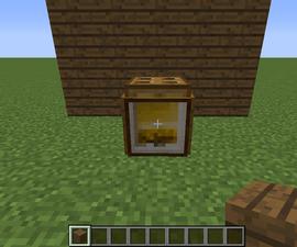 Minecraft Trash Bin