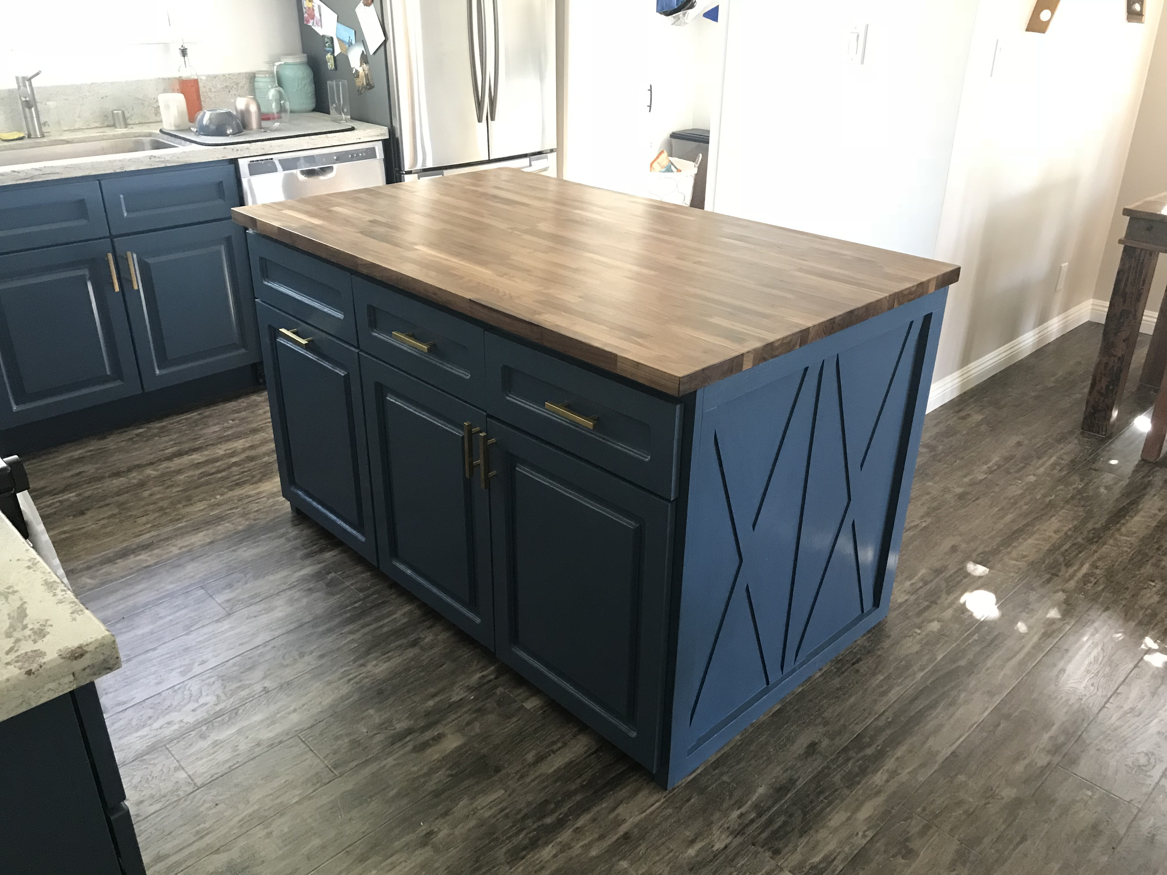 Kitchen Islands Add Beauty Function And Value To The: Building My Own Butcher Block Kitchen Island: 21 Steps