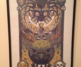 Majora's Mask Poster