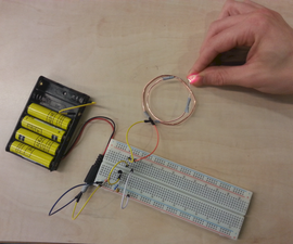 Wireless LED (TfCD Project)