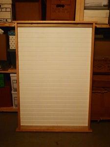 Back Frame Beadboard