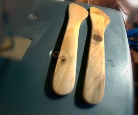 Simple Butter Knife - Swedish Style