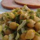 Mojo Chickpea Salad