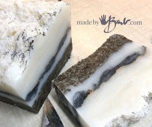 Super Cleanse Scrubber Soap Made in a Crock Pot