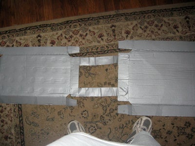 Making the Armour