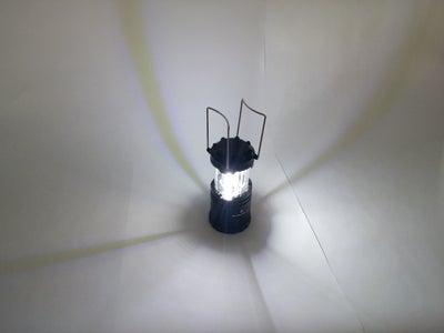 Take the Lantern Apart