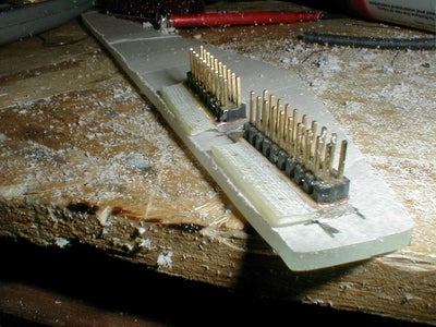 Insulating and Mounting Plate