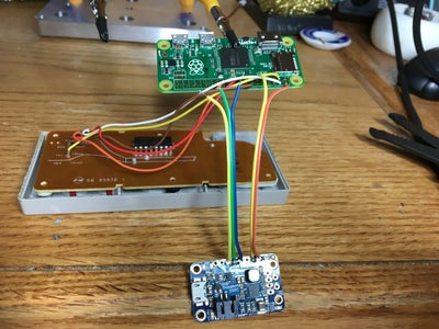Solder PowerBoost to Pi Zero