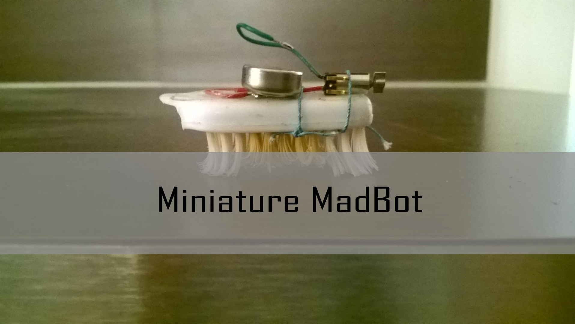 Picture of Miniature MadBot