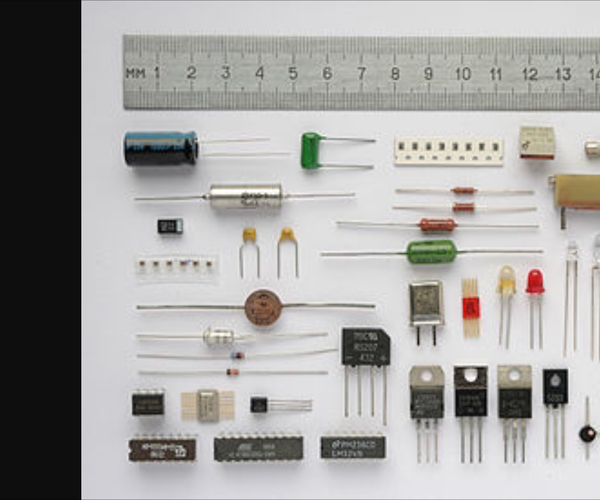 Where to get electronic components