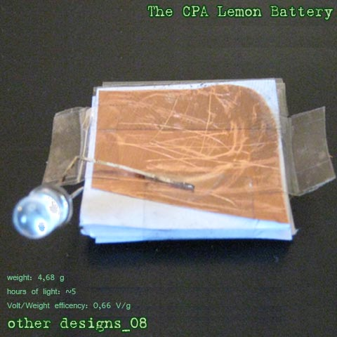 Picture of Other Designs_8: the CPA Lemon Battery