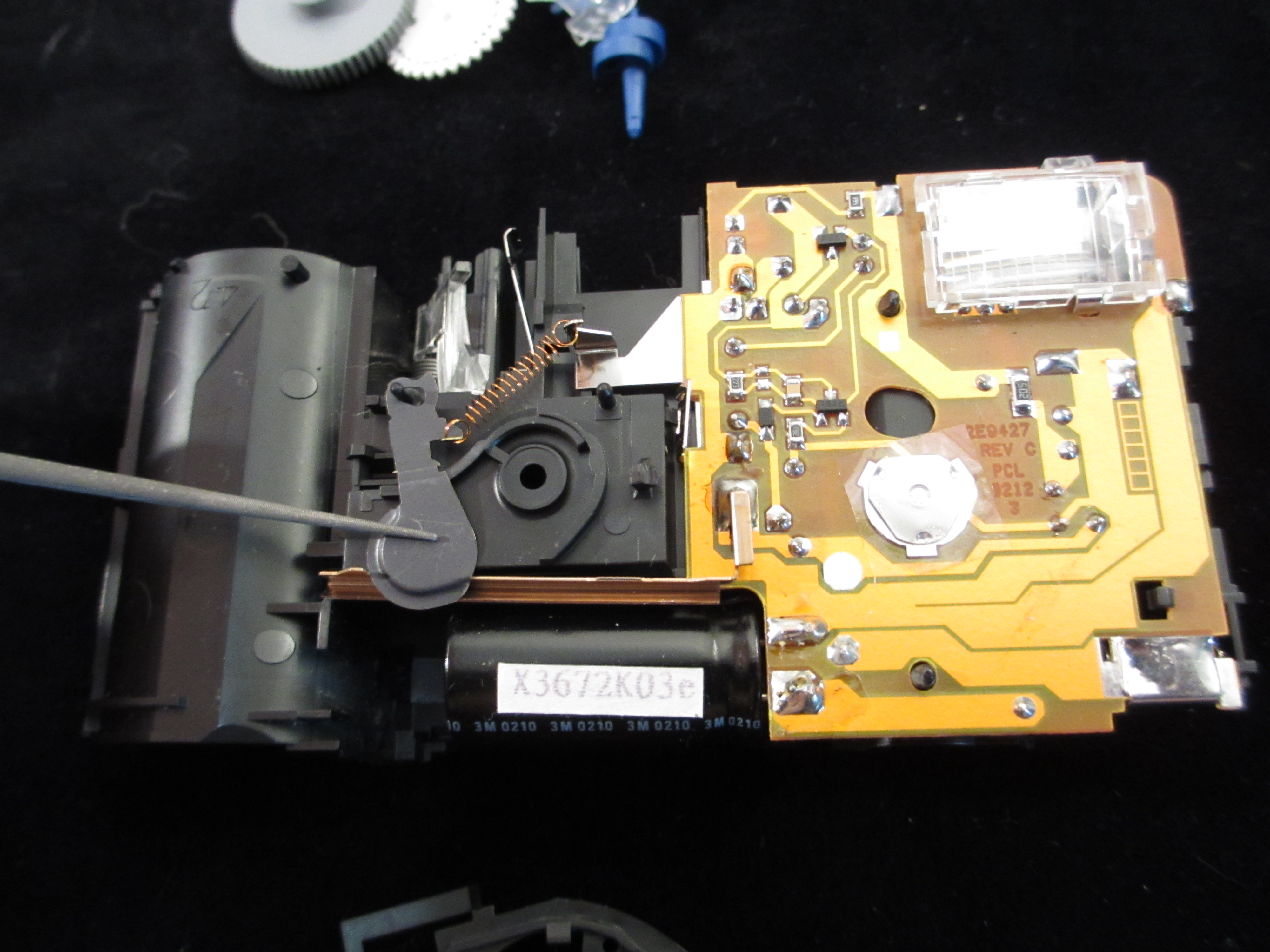 Picture of Disassembly: Step 3