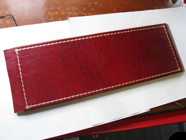 Picture of The Leather Faceplate