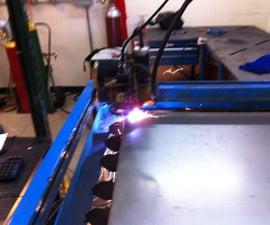 How to Set Up and Use a PlasmaCAM CNC Plasma Cutter