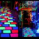 Mystical Glowing Walkway