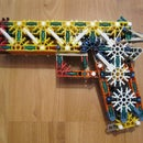 Knex M1911 With Removable Mag
