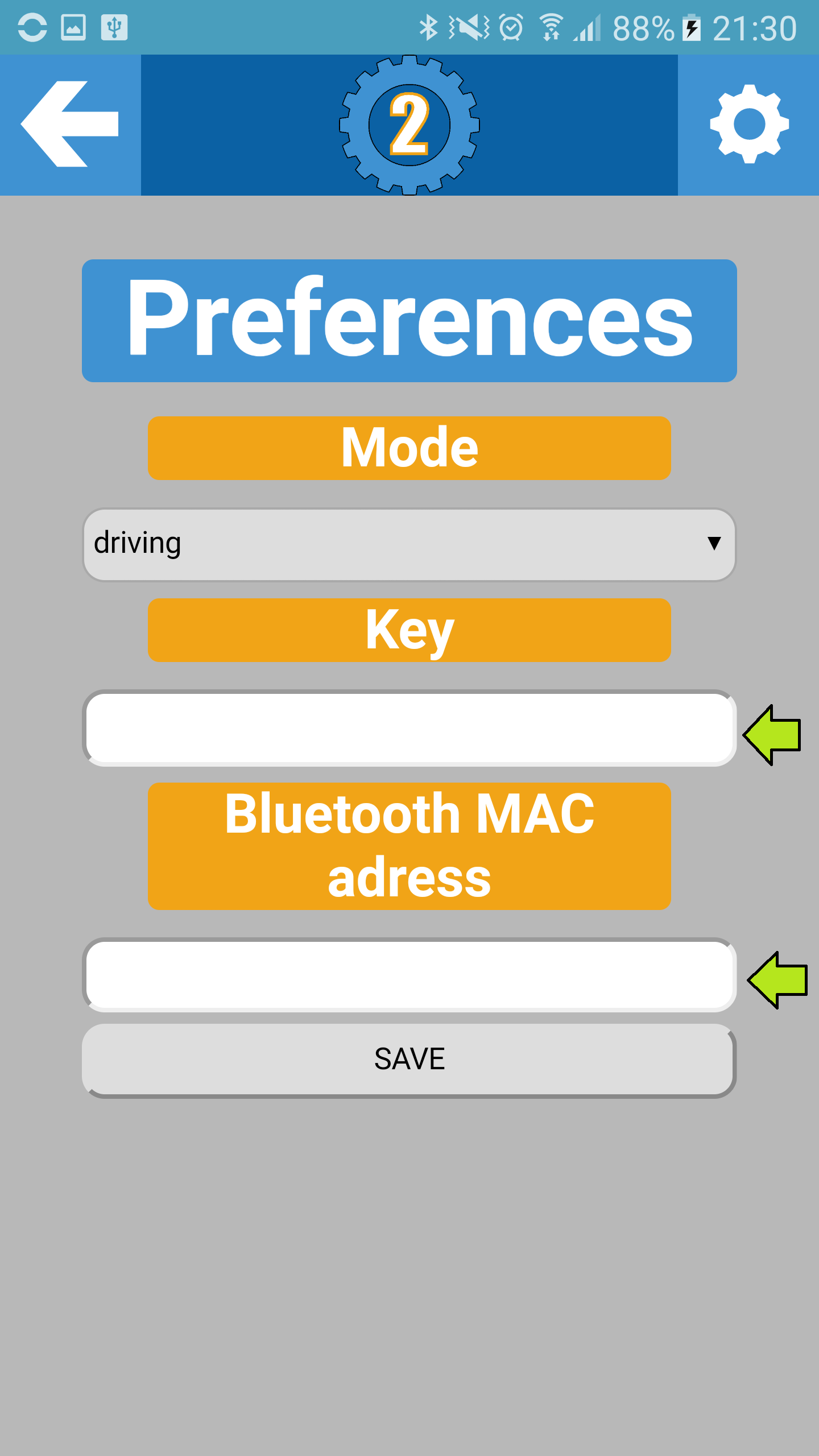 Picture of Change Preferences