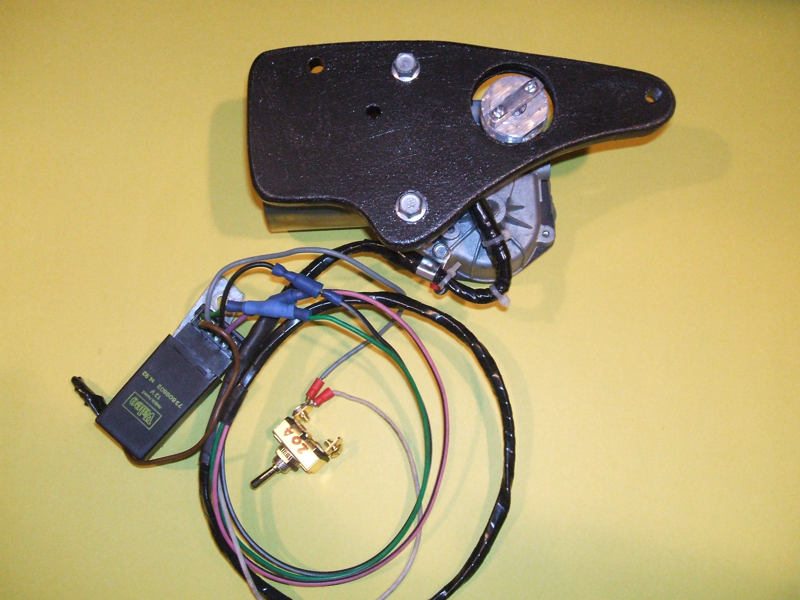Picture of Test the Completed Wiring Prior to Installation