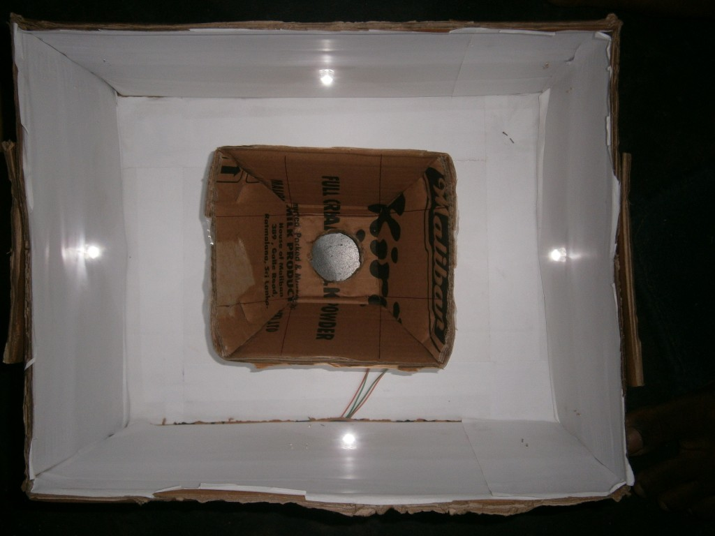 Picture of Make the Cardboard Box