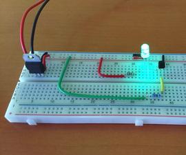 BC547 Switch Circuit
