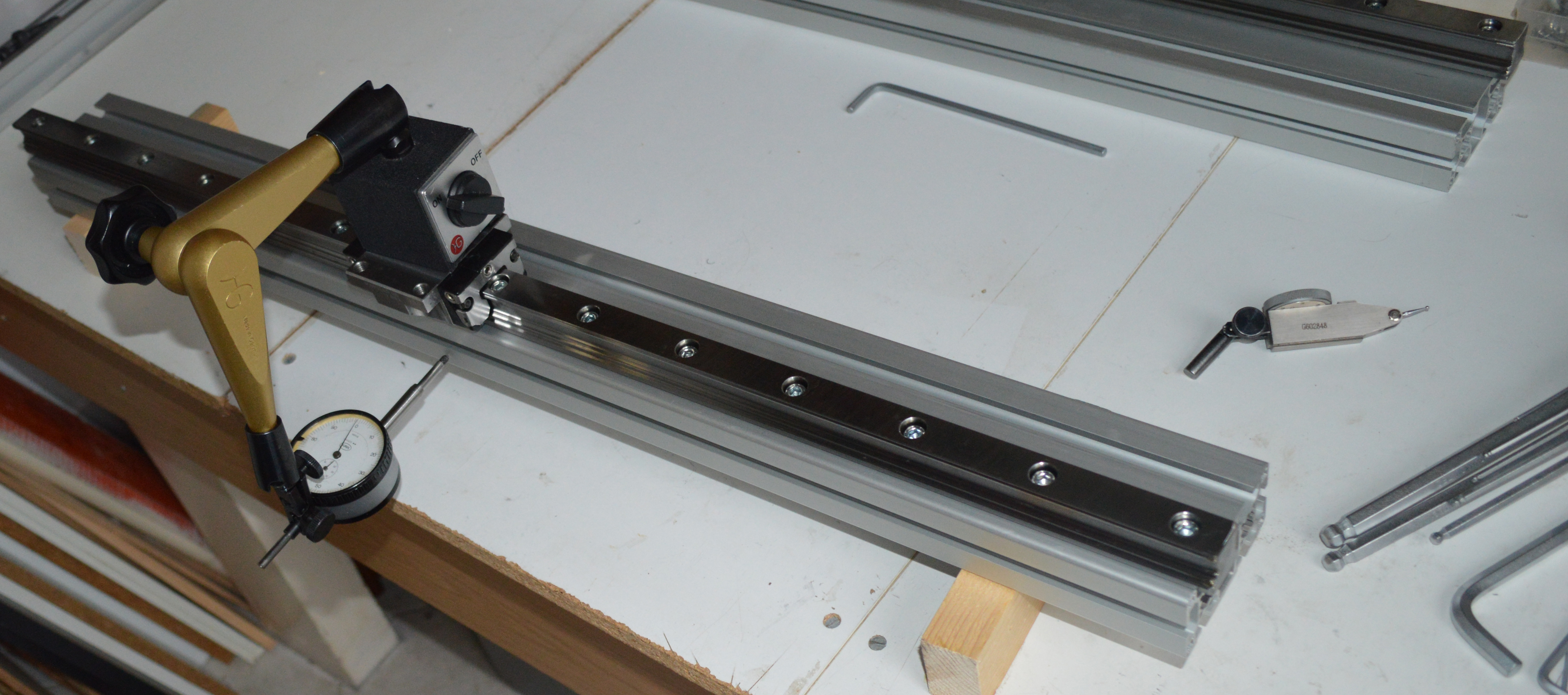Picture of Guide Rails
