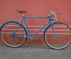Sputnik Soviet Bicycle Restoration