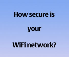 WiFi security in Home and Office