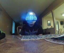 Daft Punk Thomas Helmet Complete!