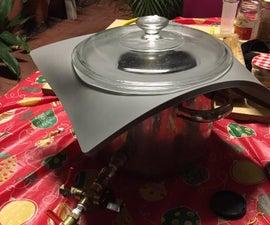 Stock Pot Vacuum Chamber!
