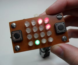 Portable Led Game System