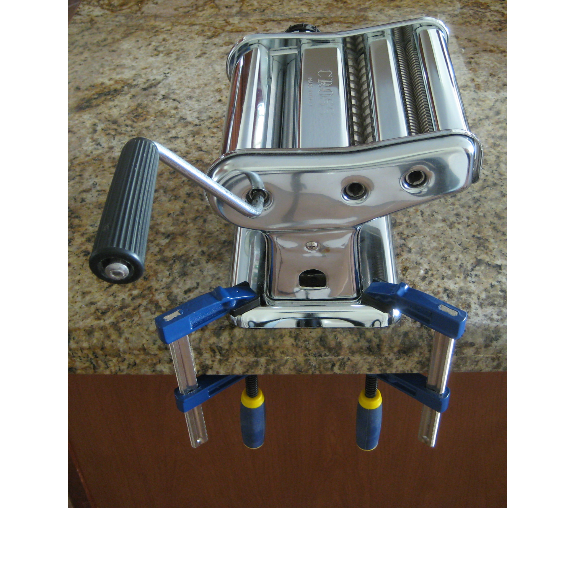 Picture of Pasta Machine Replacement Clamp - Use Mini Bar Clamps Instead!