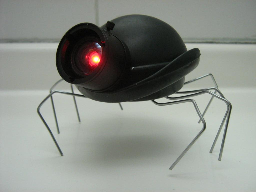 Picture of Mini DOR-15 Made From a Mr. Potato Head Hat (Mark 1)