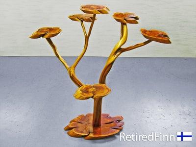 Natural Wood Tables
