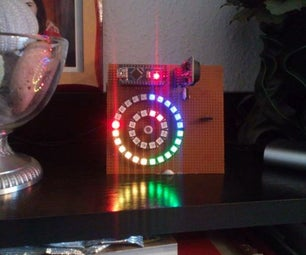 LED Ring Clock With Arduino