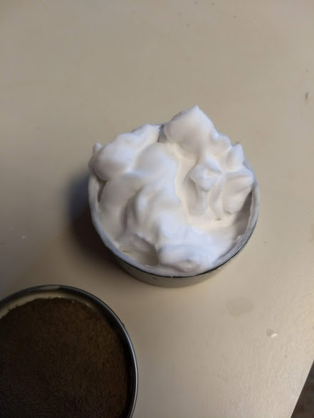 Picture of Awesome Shaving Cream!