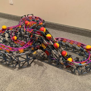 Knex Ball Machine - Loopy
