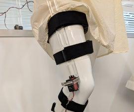 DIY Knee Energy Harvester