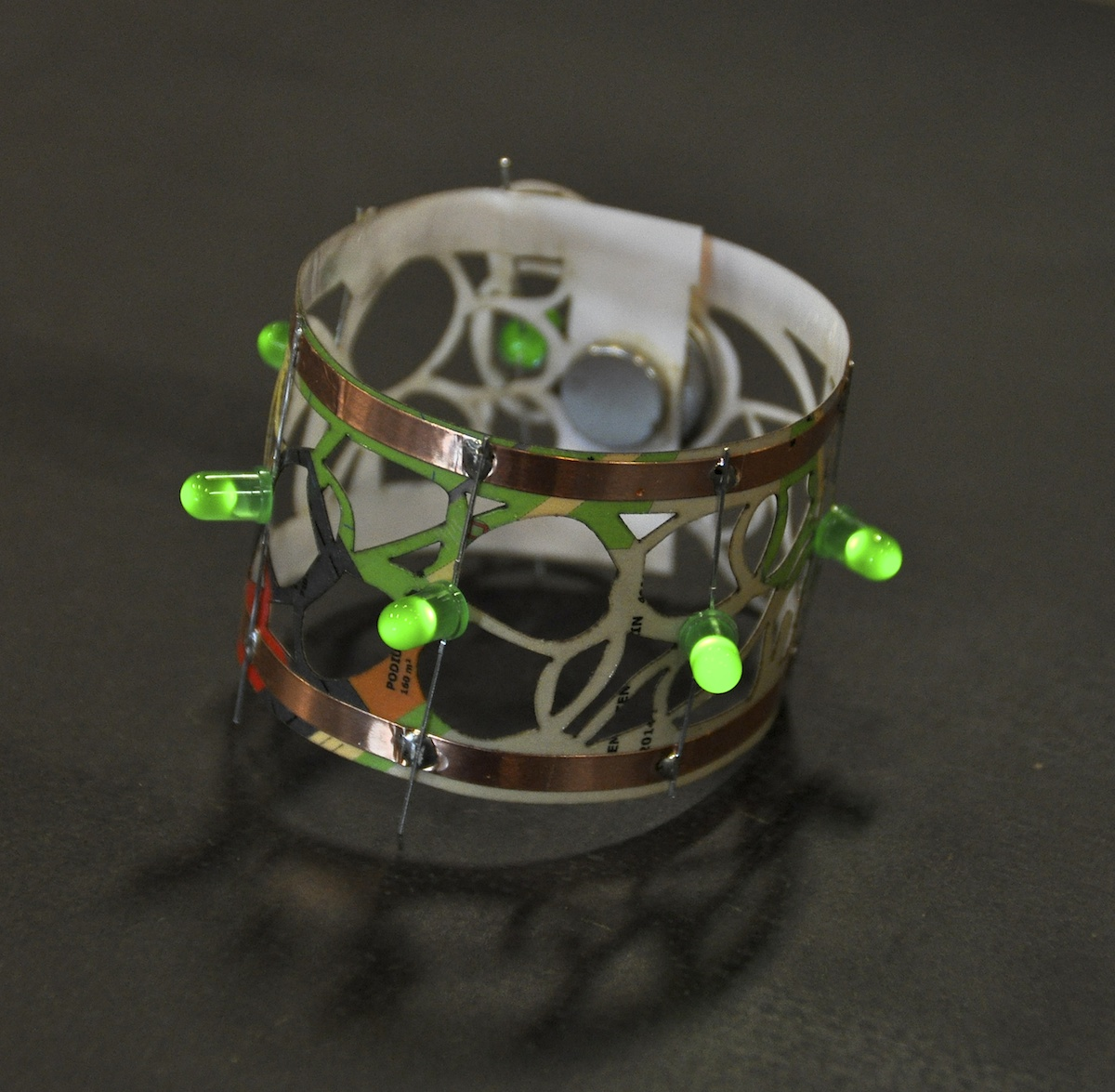 Picture of Lasercut BraceLED Bracelet