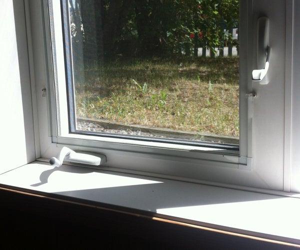 Window Opener / Latch Keeper Repair