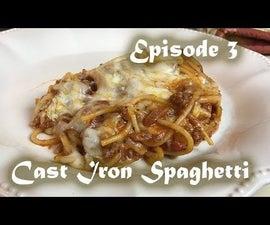 Cast Iron Spaghetti